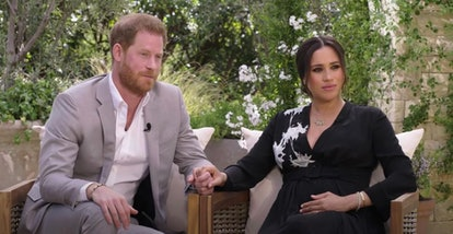 'Oprah With Meghan and Harry: A CBS Primetime Special' is nominated for Outstanding Hosted Nonfictio...