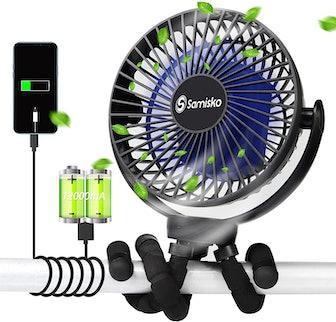 Samisko Portable Fan