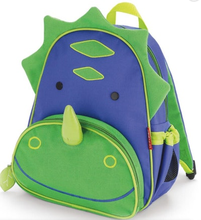 Dino Face Backpack