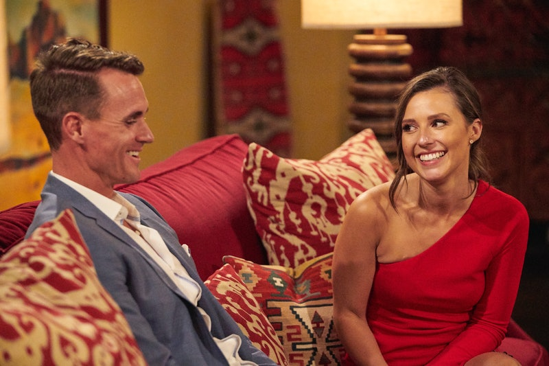 Katie challenged her 'Bachelorette' contestants to abstain from masturbation. Photo via ABC