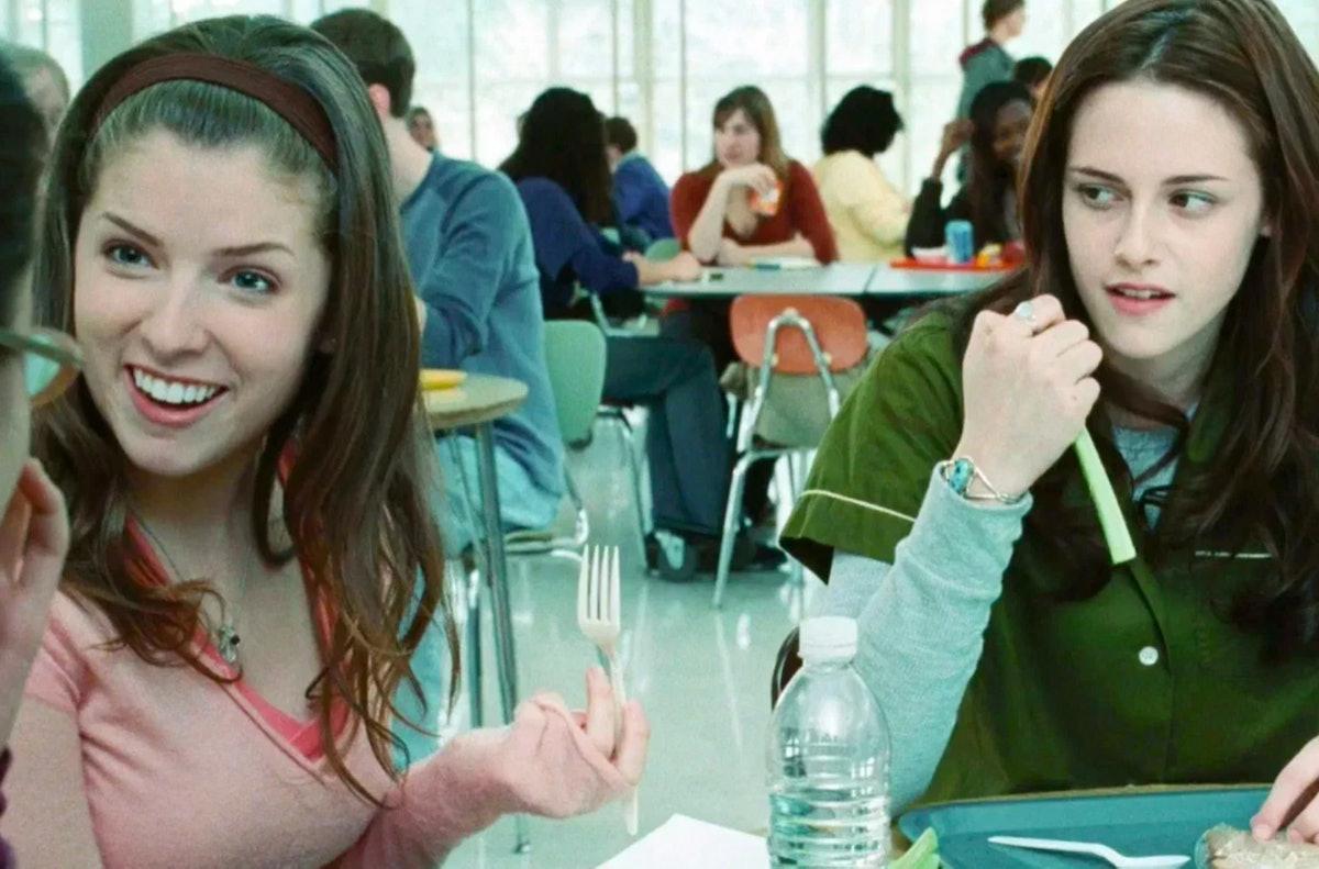 Anna Kendrick and Kristen Stewart in 'Twilight'