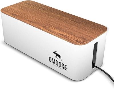 DMoose Cable Management Box