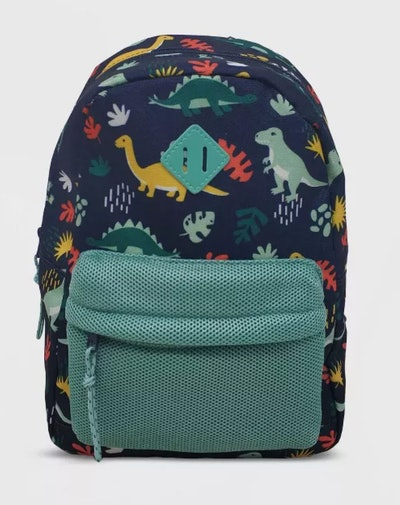 Toddler Boys' Dino Backpack with Mesh Pocket