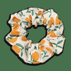 Oranges Scrunchie