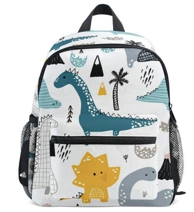 Jurassic Holiday Backpack