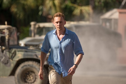Tom Hiddleston earned a Golden Globe for his role on 'The Night Manager.' Photo via AMC