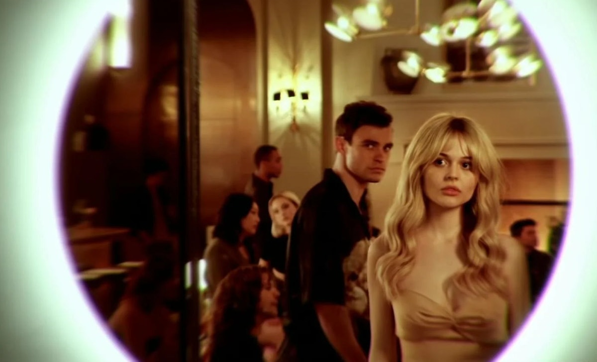 'Gossip Girl' uncharacteristically didn't show Audrey and Max hooking up in Episode 2.