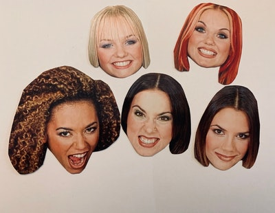 Spice Girls Magnets