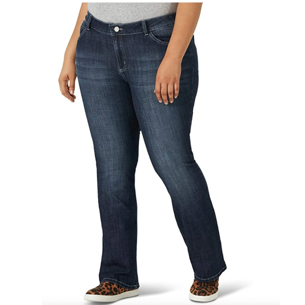 Wrangler Go-To Boot Cut Plus Jeans