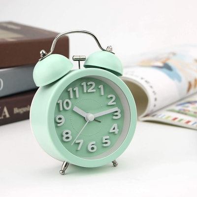 PiLife Classic Analog Alarm Clock