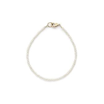 Carolyn Pearl Bracelet or Anklet