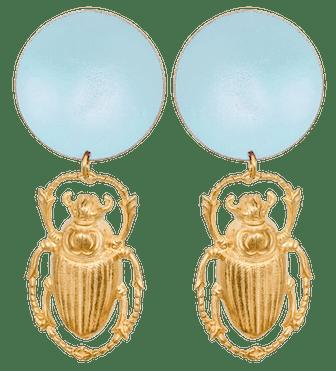 Khepra Earrings