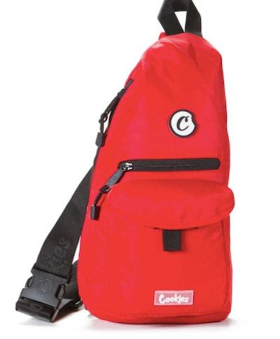 Red Sling Backpack