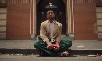 Jonathan Majors in The Last Black Man in San Francisco