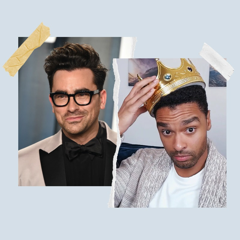 Dan Levy and Rege-Jean Page