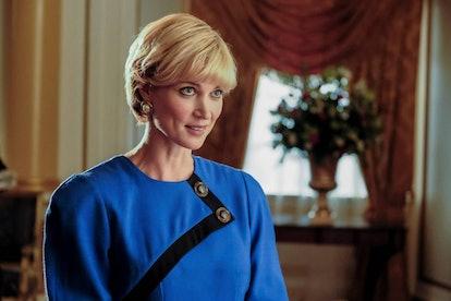 Bonnie Soper as Princess Diana