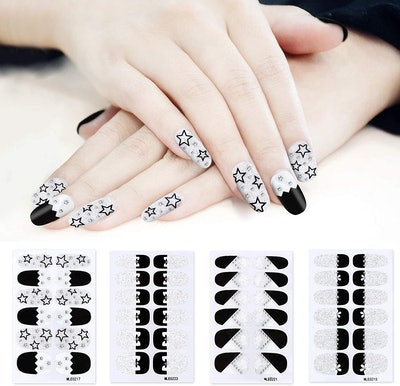N//A Nail Stickers (16 Sheets)