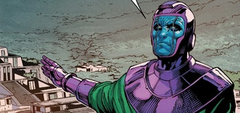 Kang, as imposing as ever, in Uncanny Inhumans #2