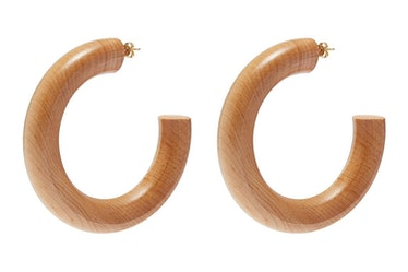 The Large Pine Hoops
