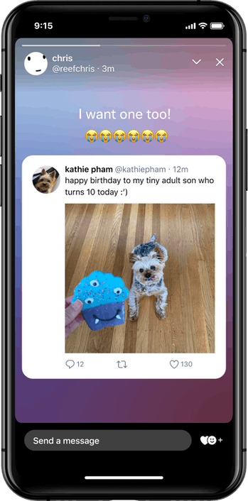 Twitter is discontinuing its Fleets feature for sharing disappearing tweets, only several months after launch.