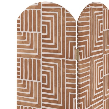 Minted for West Elm Demilune Screen