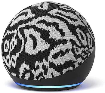 Amazon Diane von Furstenberg collab Echo Dot promo image
