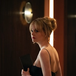 Emily Alyn Lind, who plays Audrey on 'Gossip Girl'
