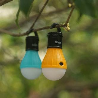 Goofy Portable LED Lantern (2-Pack )