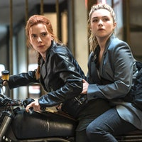'Black Widow' shows a transition we've never seen in comic book movies