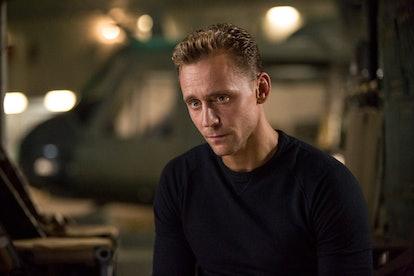 Tom Hiddleston stars in 'Kong: Skull Island' alongside several MCU faves. Photo via Legendary