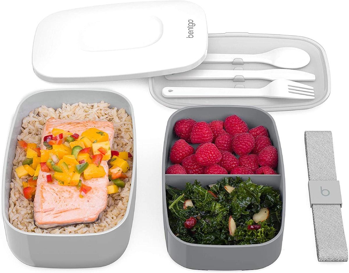 Bentgo Classic Stackable Bento Lunch Box