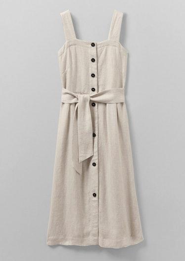 Linen Twill Sun Dress