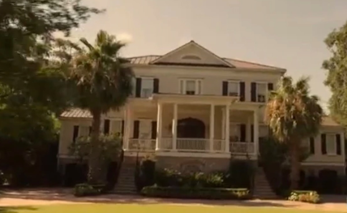 The Cameron house on Season 2 of 'Outer Banks' on Netflix