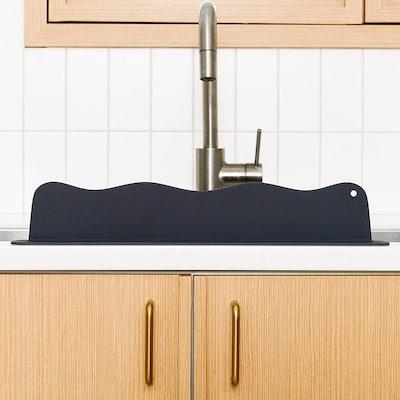 Blue Ginkgo Sink Splash Guard
