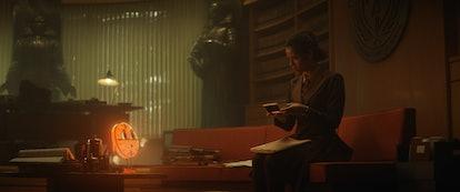 Ravonna Renslayer could be part of the unfolding mystery on 'Loki' Season 2. Photo via Marvel Studios