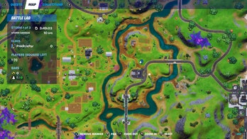 fortnite cow decoy location 3 map