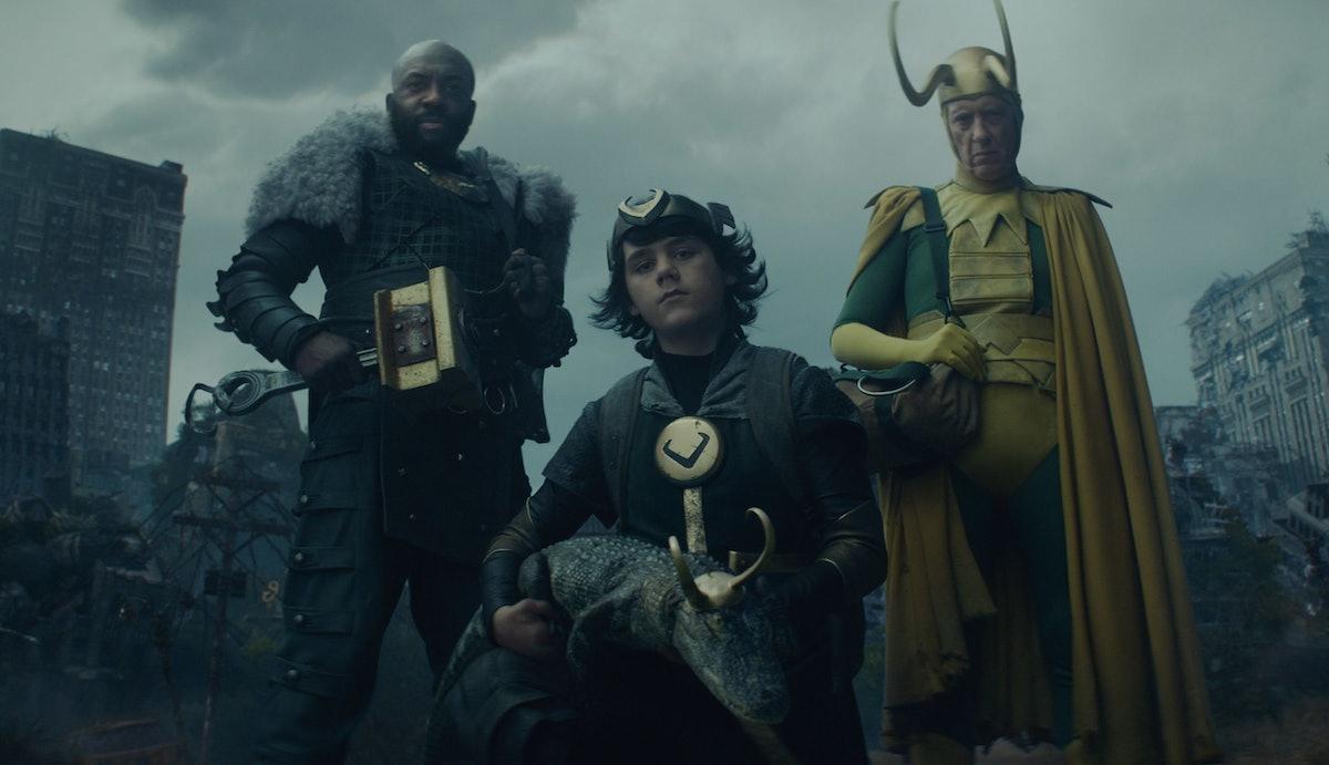 The four Lokis from 'Loki' might only be the tip of the Loki iceberg in Loki Season 2