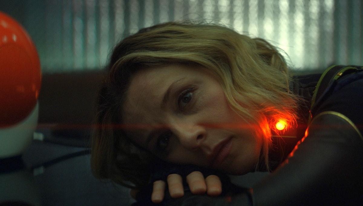 Sophia Di Martino as Sylvie who is probably still on the run in Loki Season 2