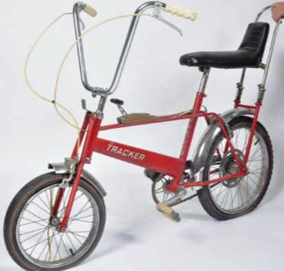 Princess Diana's childhood bike is up for auction.