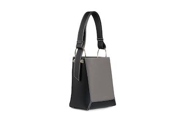Lana Midi Bucket Bag