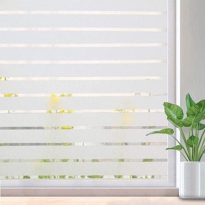 Viseeko Stripe Privacy Window Film