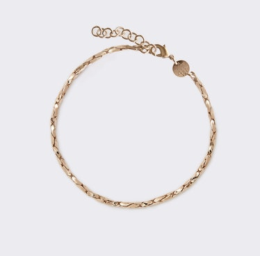 Delicate Chain Anklet