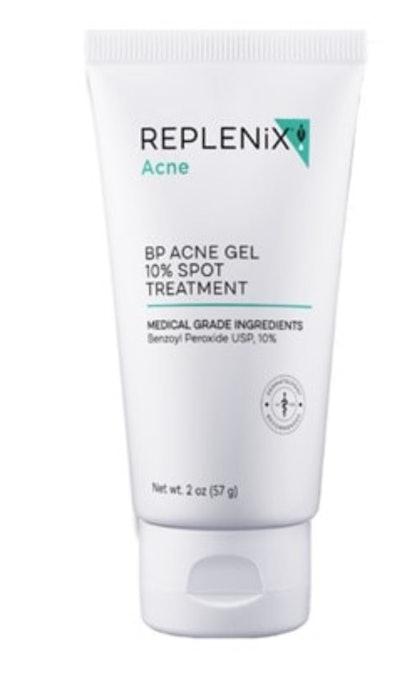 Replenix BP Acne Gel 10% Spot Treatment