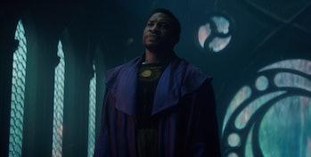 Jonathan Majors in Loki Episode 6
