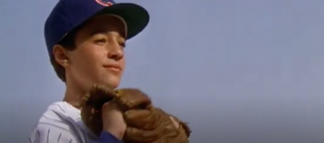 Rookie of the Year is a sports film from 1993.