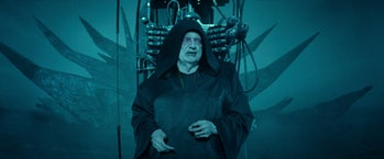 Emperor Palpatine in The Rise of Skywalker.