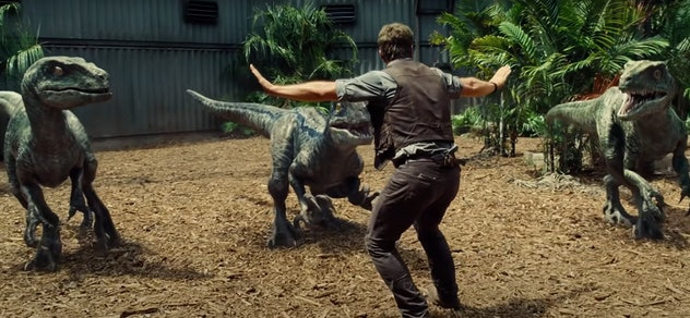 Jurassic World is a reboot of the Jurassic Park franchise of films.
