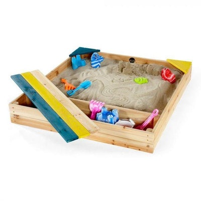 Plum Play Store It Wooden Sand Pit