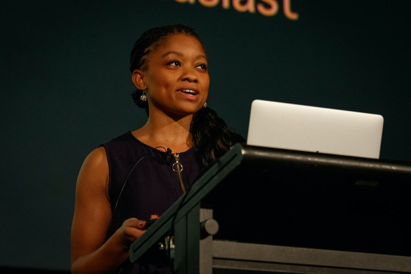 Nadia Odunayo is the founder of The StoryGraph.