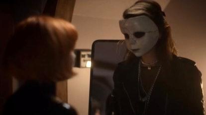 Kaia Gerber as Ruby in 'American Horror Stories'